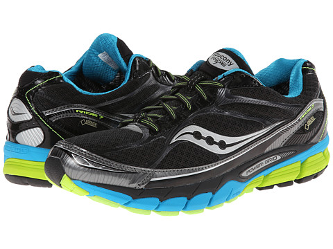 Saucony Ride 7 GTX Top 10 Best Waterproof Trail Running Shoes