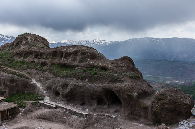 Alamut castle, Valley of the Assasins, Northern Iran