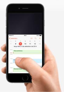 recurso iphone 6 alcancabilidade