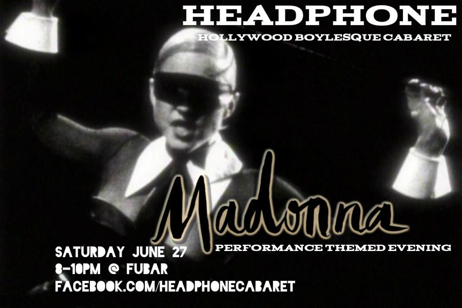 HeadphoneMadonna