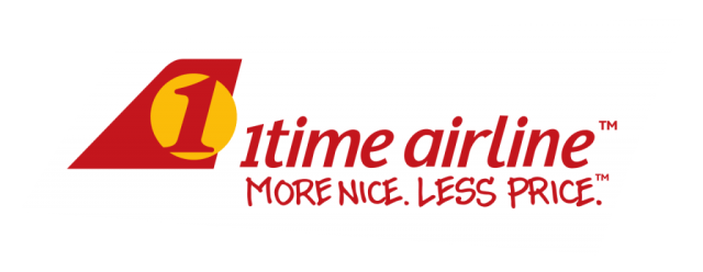 1 time airline : more nice, less price