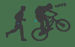 Wahoo PLUGGR Run and Bike