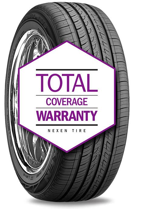 Nexen warranty