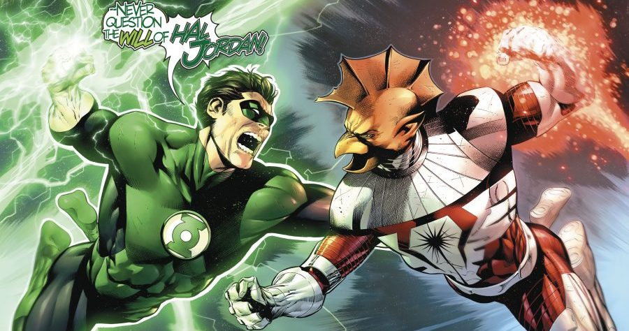 Hal Jordan and The Green Lantern Corps #49