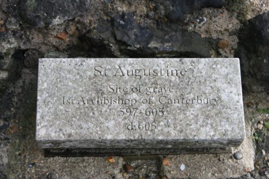 St Augustine's Grave