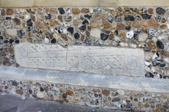 Anglo-Saxon cross slab