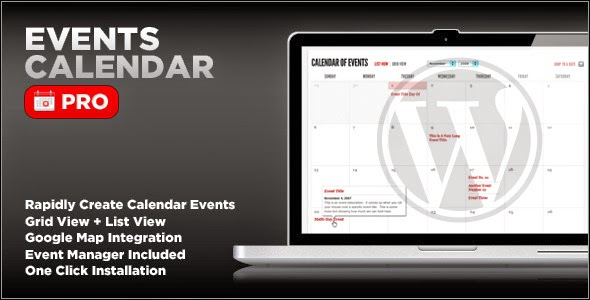 Events Calendar Pro Most Expensive WordPress Plugins