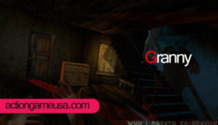 Granny-high-quality-graphics-Android-games