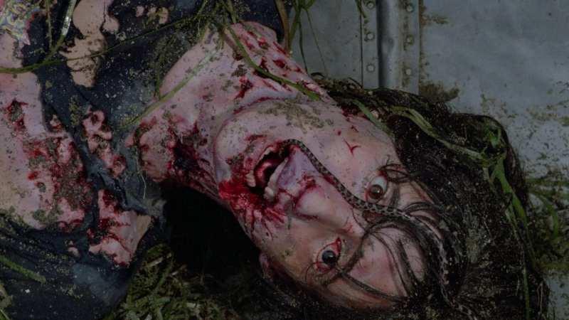 Kenny drowns in Sleepaway Camp