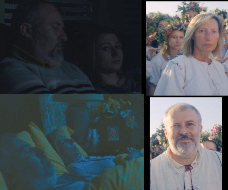 Dani hallucinations her dead family, psychedelic healing midsommar
