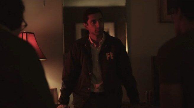Elias the FBI psychologist