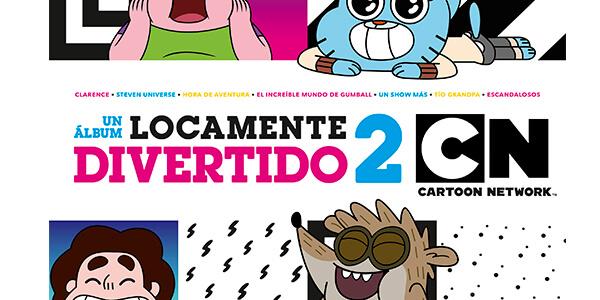 Cartoon Network - Locamente divertido 2