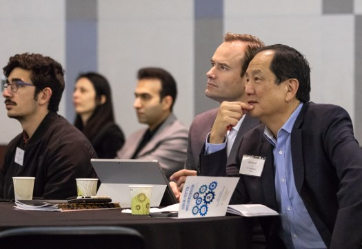 Small Business Innovation Research attendees