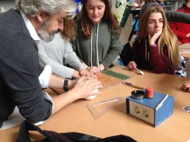 Bachillerato de Artes - Escuela de Arte de Jerez