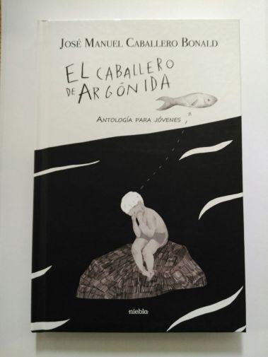 ana domínguez presenta ilustraciones de la obra el caballero argónida