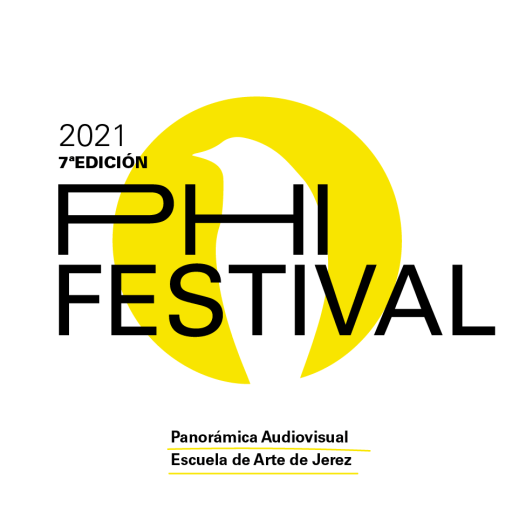 Phi Festival / Panorámica audiovisualLogo PHI Festival 2021