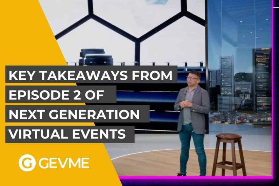 Next Generation Virtual Events