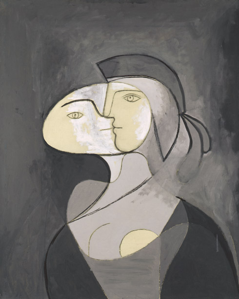 Marie-Thérèse, Face and Profile