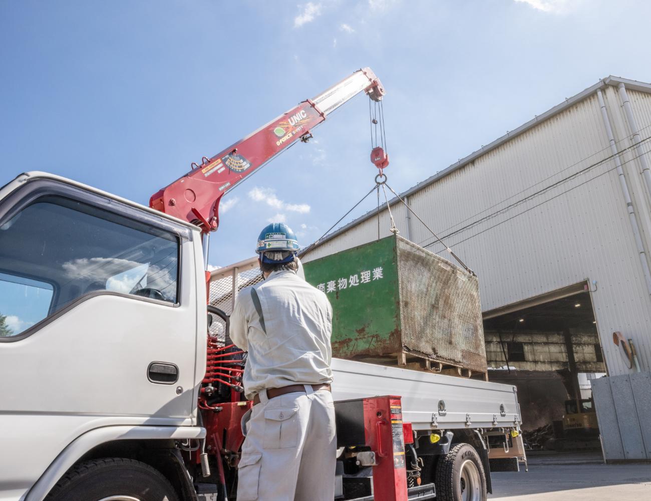 配車頭 | 産廃業界に特化したAIで日々の配車管理を自動化