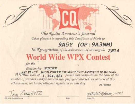 WPXCW2014
