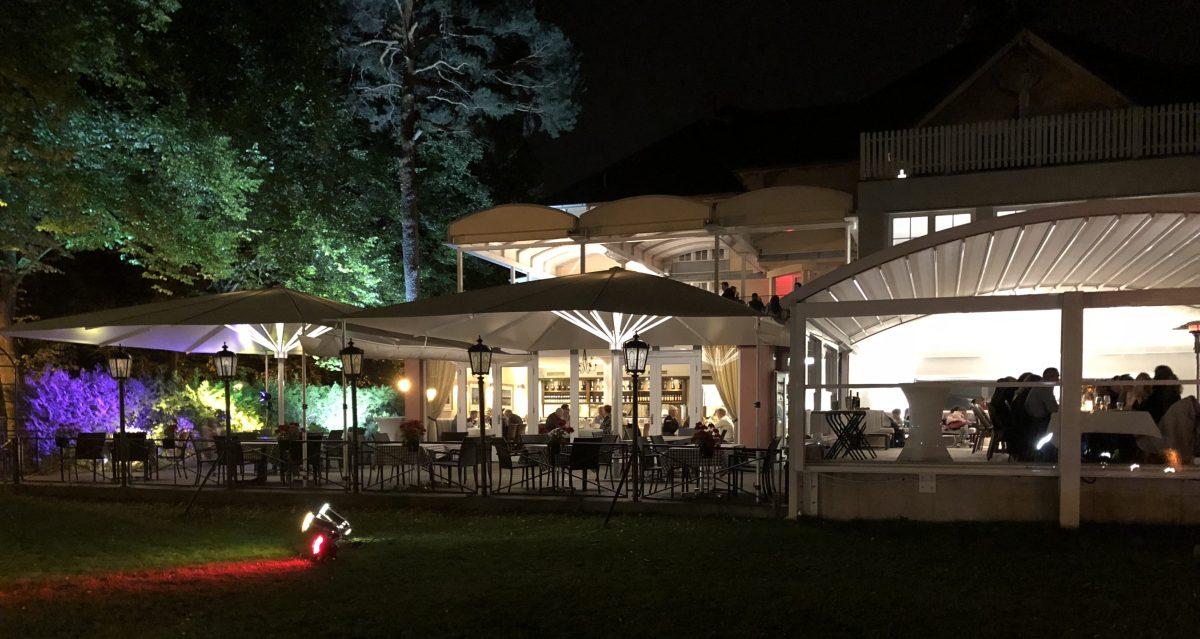 Haus Sanssouci & Ottos Seerestaurant