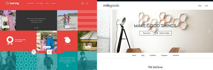 日刊、WEBデザインと開発のインスピレーションNo.530