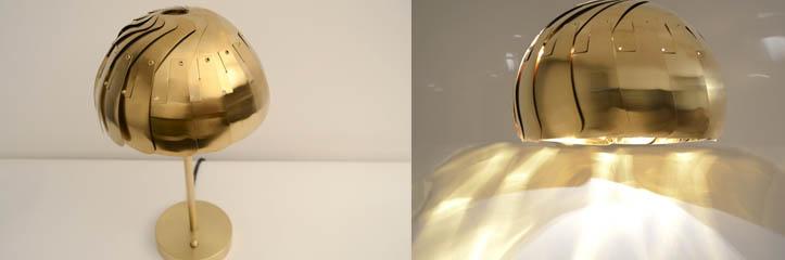 Iris Lamps:調整可能な照明