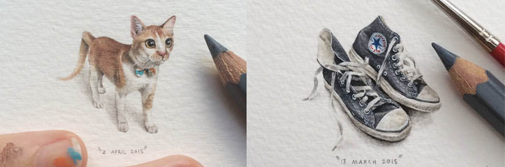 アリのための絵 by Lorraine Loots