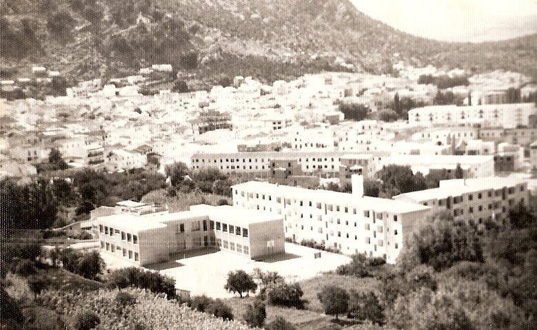 Vista 1967 - IES Ntra. Sra. de los Remedios - Ubrique