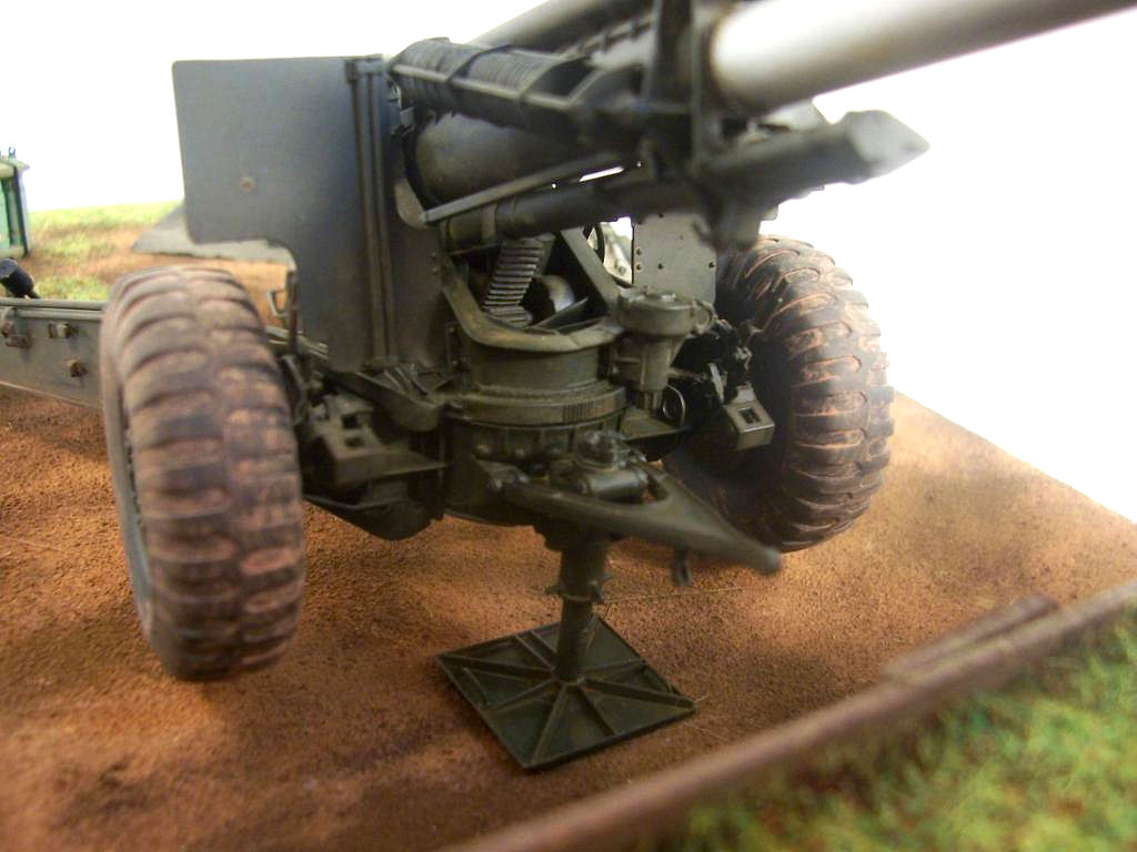 155 Howitzer Vietnam