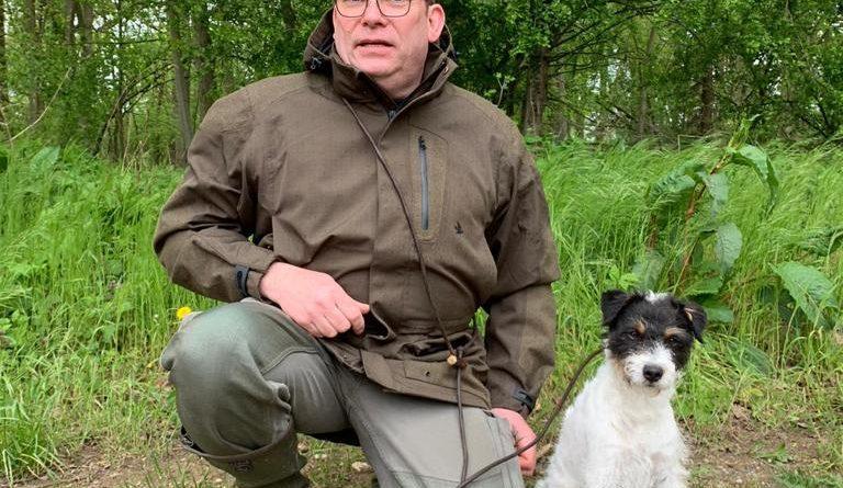 Erfolgreiche Bauhundeprüfung