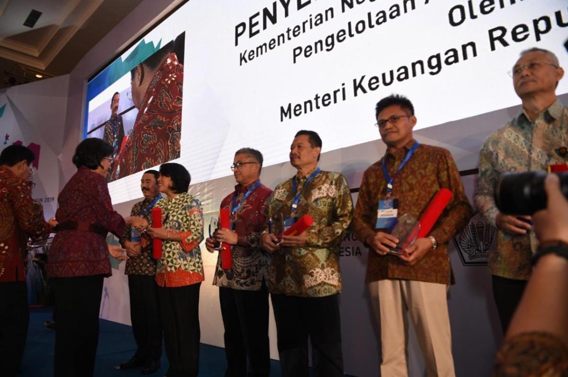 kominfo penghargaan pengelolaan anggaran sekjen kominfo 1 - Kominfo Rebut Penghargaan Pengelolaan Anggaran Terbaik