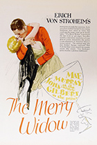 'The Merry Widow' movie poster