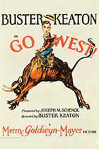 'Go West' movie poster