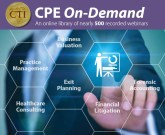 CPE On-Demand | An Online Library of nearly 700 Recorded Webinars