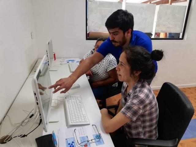Taller de Alfabetización Digital en Casa Abierta Sopraval La Ligua