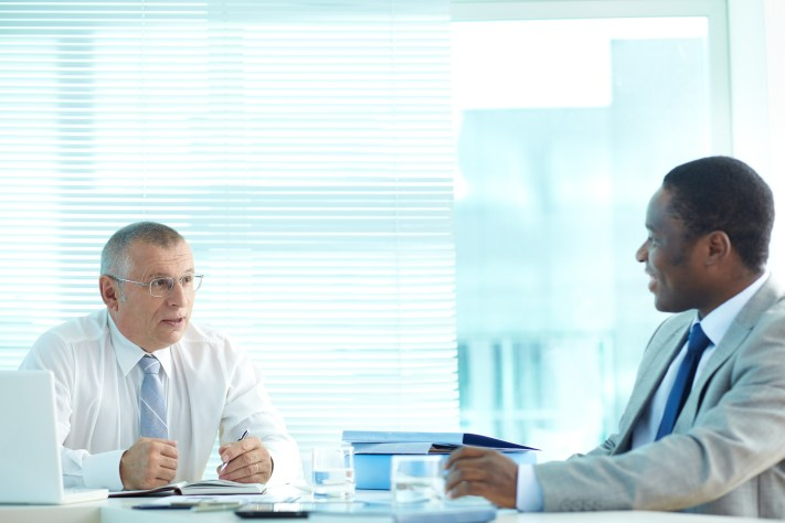 It can be trickier to ask for a reference if you are a highly valued employee