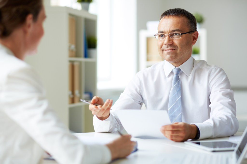 Ask your manager for regular feedback on your performance
