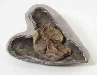 Heart in cist