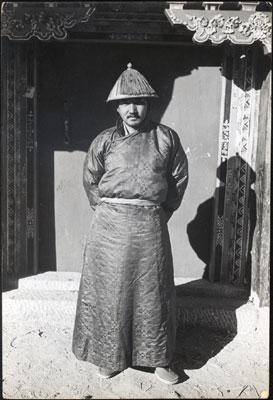 Khenrab Kunzang alias Möndo (1897-?) © Tibet Album