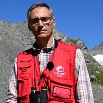Guido Nigrelli, ricercatore CNR IRPI