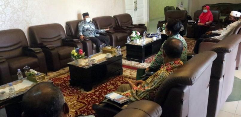 Bupati Alfedri : Pengusulan Gelar Tengku Buwang Menjadi Pahlawan Nasional, Butuh Dukungan Semua Pihak