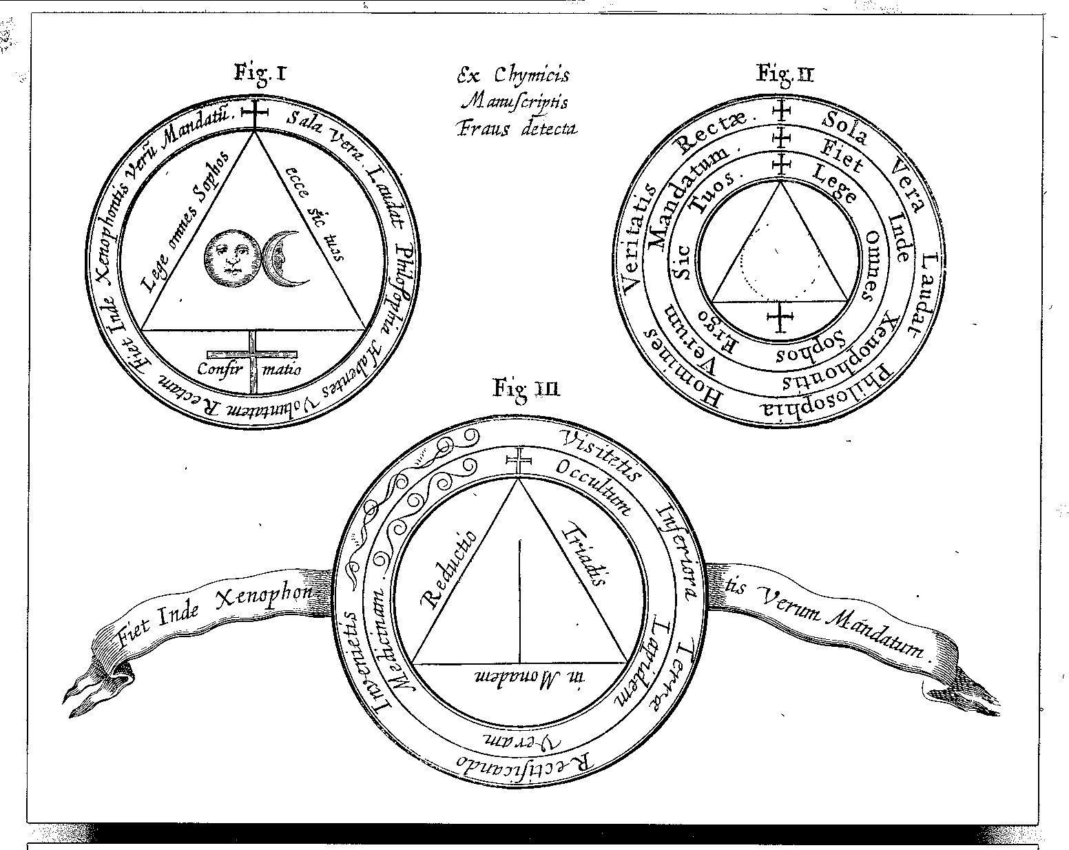 False Alchemist S Diagrams