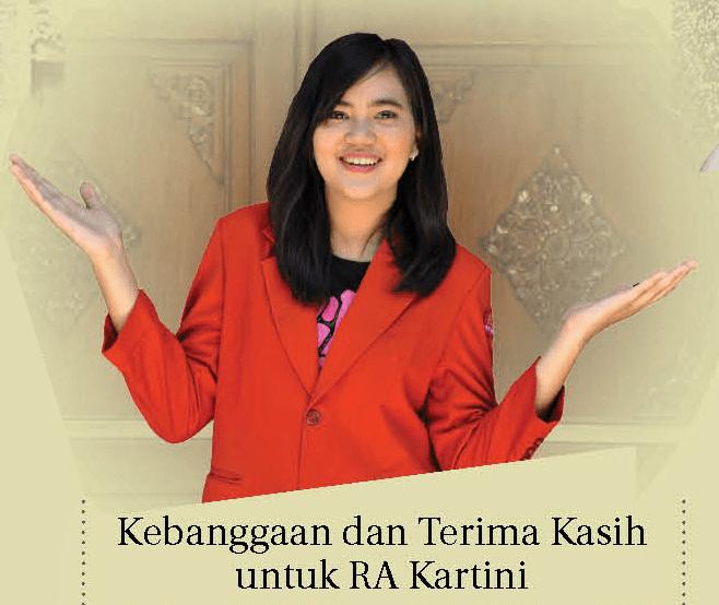 Jessica Lovely Lengkong -Kebanggaan dan Terimakasih untuk Kartini