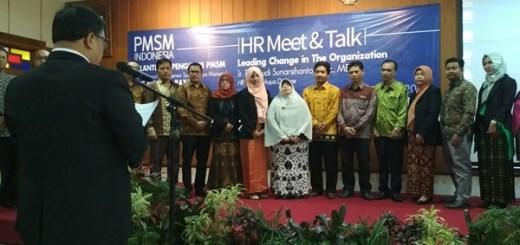 Pelantikan Pengurus PMSM DPC Kota Malang
