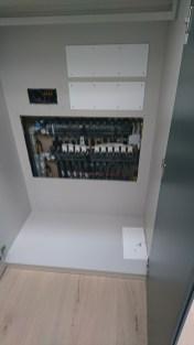 Collettore impianto radiante a pavimento - piano primo
