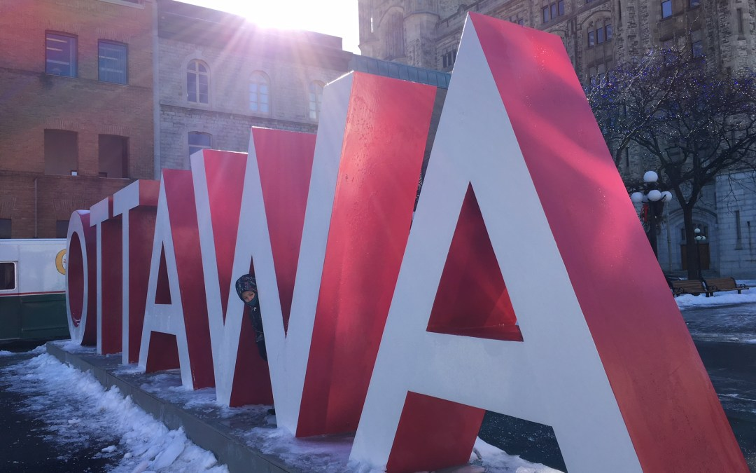Family Travel: Ottawa in Winter
