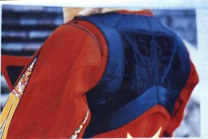 Corpetto del costume di Orgosolo