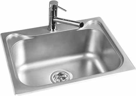 Metal kitchen sink stainless steel kitchen sink from Ningbo Friend Kitchenware co
