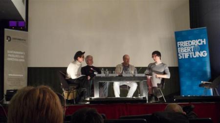 Session with Vesna J., Paul, Mirko und Bojan